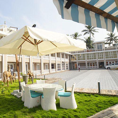 Beach resort in kerala